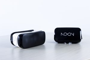 Business VR Headsets: Samsung Gear VR and Noon