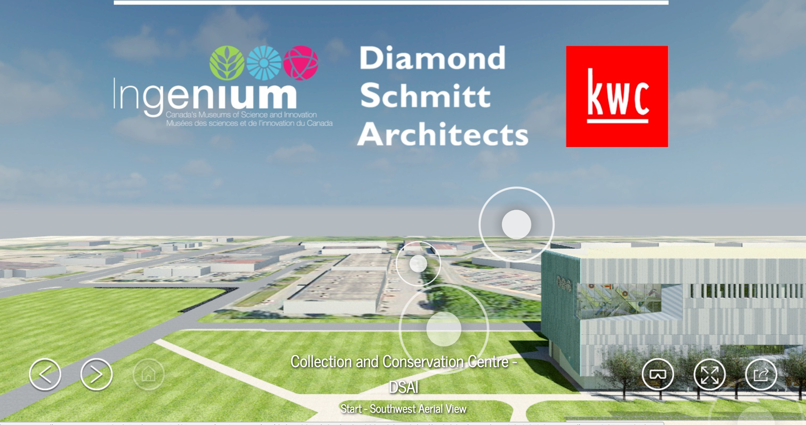 VR Architecture: Sharing a Vision, with Andrew Chung of Diamond Schmitt Architects