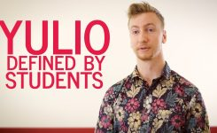[Video] Yulio Defined by Students