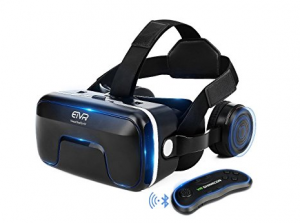 The ETVR 3D VR is a popular option for good image and design at a lower price in our VR headset comparison.