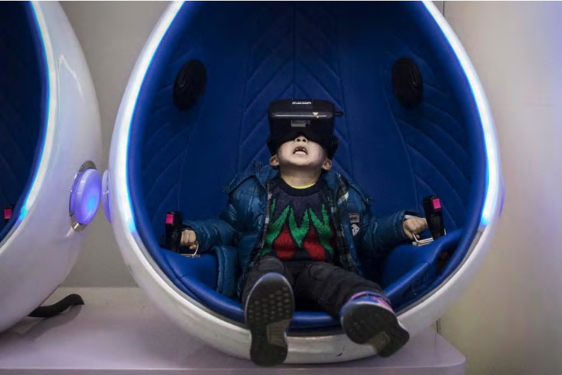 VR Entertainment: Set to Save the Movie Theatre and the Mall  | Guest Post by Charlie Fink