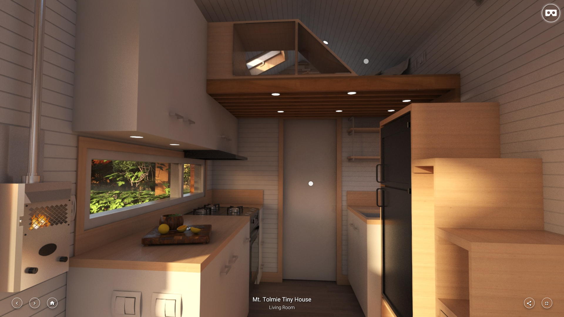 Designing for Small Spaces | Using VR in Tiny House Design