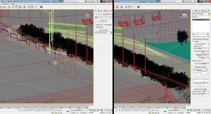 Adjust resolution in rendering