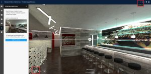 Yulio VR project, next scene