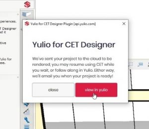 Yulio Jump for CET Designer